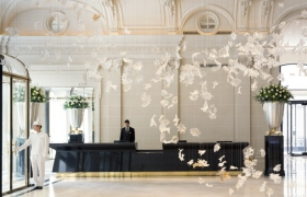 The Peninsula Paris - Lobby | 630x405 | © OTCP